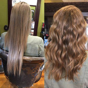 Is There A Perm In Between Body Curly For Short Hair | multi textured perm before and after google search