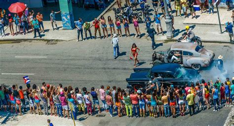 fast and furious 8 extras fast and furious 8 in havana city