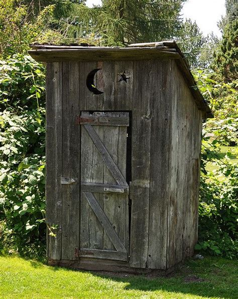 Outhouse Storage Shed Plans by 1000 Images About Outhouse On Toilets
