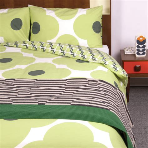 orla kiely bedding sets orla kiely bedding sets new flower spot pistachio