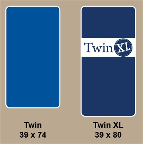 how long is a twin size bed how long is a twin xl bed twinxl com blog