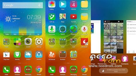 qmobile a300 themes rom vibe ui 2 0 stable castumrom custom updated
