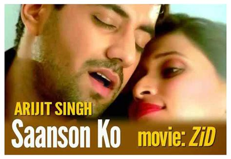 full hd video zid movie saanson ko video song zid official video songs