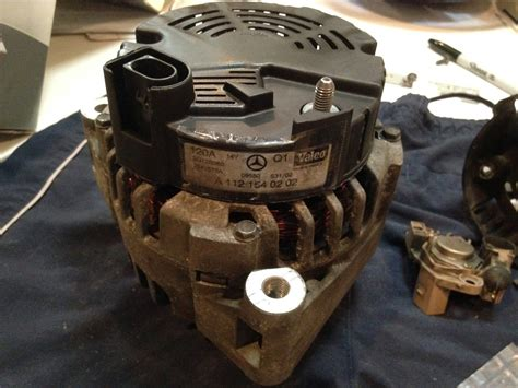c32 alternator problems mbworld org forums