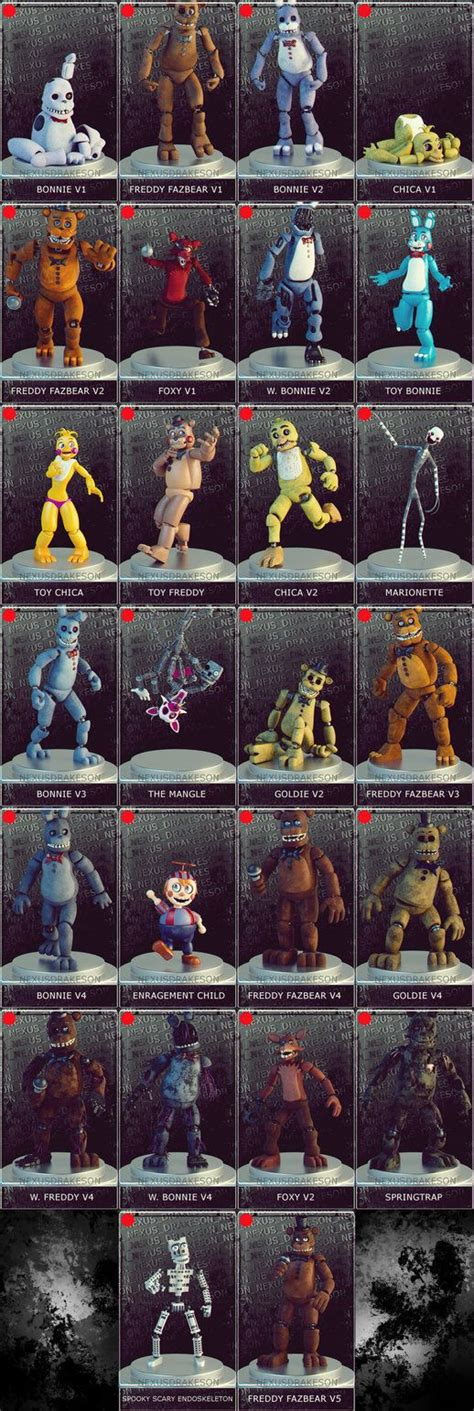 1755 best images about five nights at freddy s on