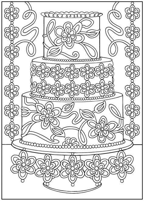 desert coloring pages dessert coloring pages to and print for free