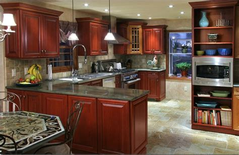 best kitchen designs ever what is the best cherry kitchen renovation ever