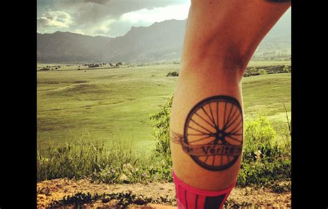 16 cool cycling tattoos active