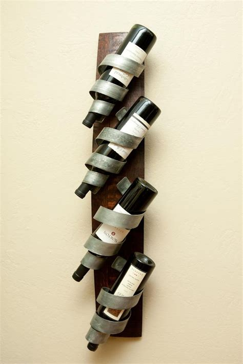 wall mounted wine bottle holder wall mounted wine racks 187 inoutinterior