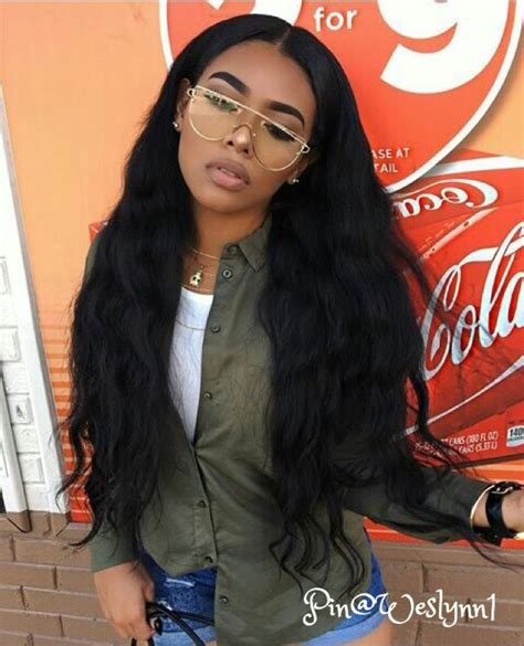 weave hairstyles with prt in middle best 25 middle part weave ideas only on pinterest