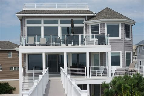 surf city house rental new oceanfront house on the