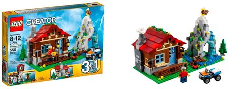 Lego Creator Mountain Hut 31025 toys n bricks lego news site sales deals reviews mocs new sets and more
