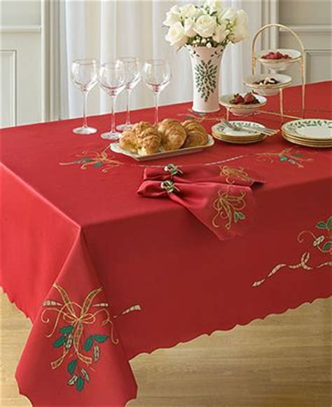 Ideas For Lenox Tablecloths Design Lenox Table Linens 140 Quot Nouveau Cutwork Oblong Tablecloth Table Linens Dining