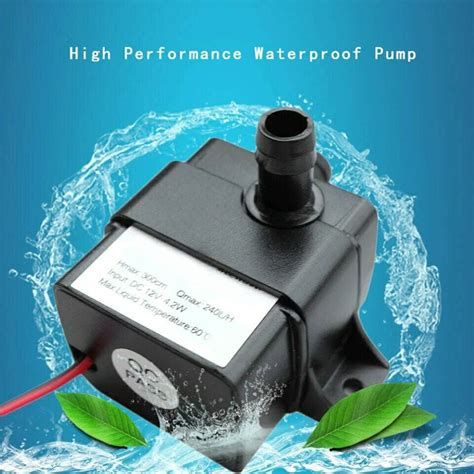 Pompa Air Mini 100 Watt pompa air celup submersible pompa dan penjernih air