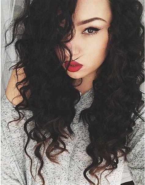 permanent curls for black hair 34 new curly perms for hair hairstyles haircuts 2016