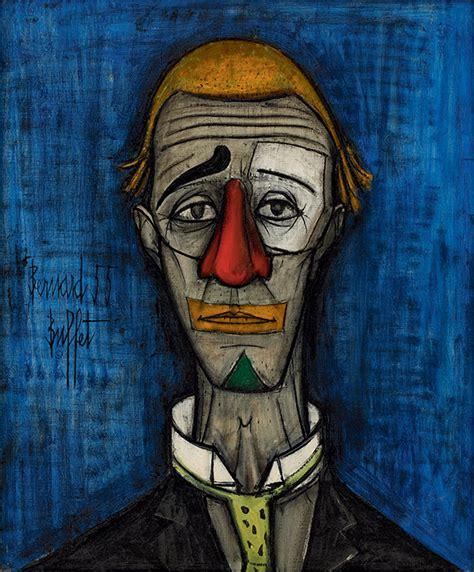 french painter bernard buffet s artwork and legacy