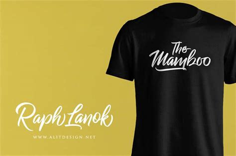 font design shirt best t shirt fonts for your designs