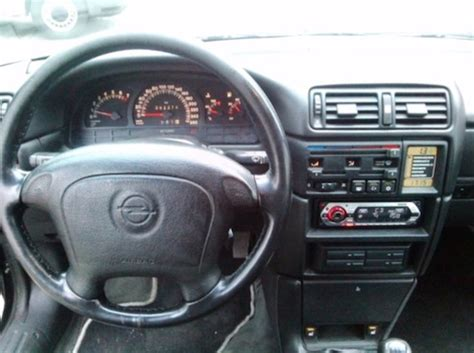 opel era interior 4wd week 1993 opel calibra turbo 16v 4x4 german cars