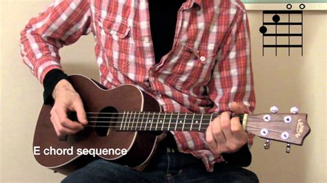 youtube tutorial ukulele blues tutorial for lanikai baritone ukulele youtube