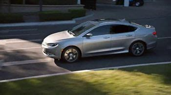Chrysler 200 Commercial by 2015 Chrysler 200 Tv Commercial Park Assist Con Gael