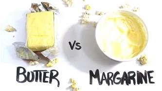 butter better for you than margarine butter vs margarine