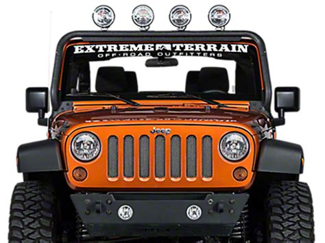 jeep lights oracle wrangler bluetooth colorshift underbody rock light