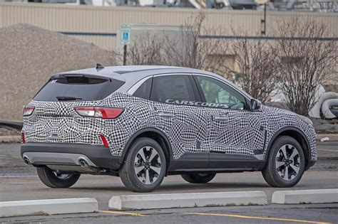Ford Kuga 2020 by 2020 Ford Escape Kuga Looks Tech Engines And