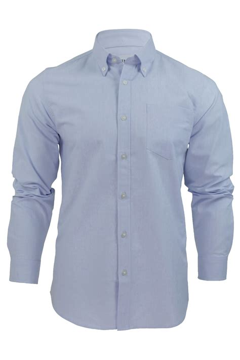 Button Collar Oxford Shirt mens oxford shirt by brutus sleeved button