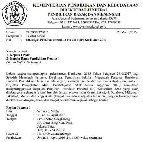 daftar nama instruktur provinsi ip jenjang smp pelatihan
