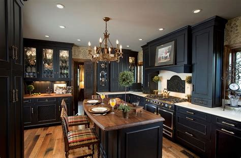 black kitchen design ideas kitchen design trends set to sizzle in 2015