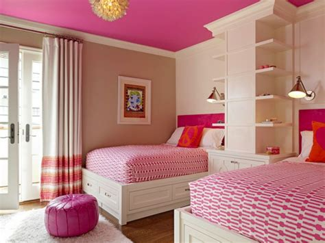Kinderzimmer Mit Zwei Betten by Kinderzimmer Streichen Lustige Farben F 252 R Eine