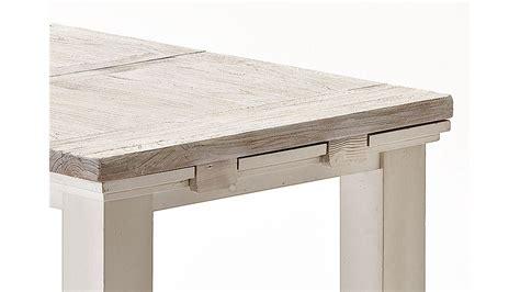 vintage esszimmertisch esstisch opus tisch in kiefer massiv wei 223 vintage 140 180