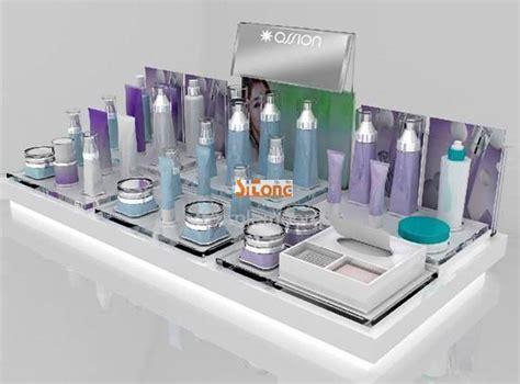 Rak Display Kacamata display cosmetic acrylic supplier acrylic jakarta