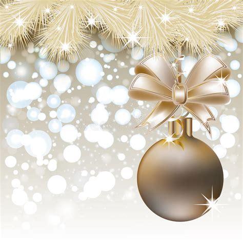 merry christmas invitation card stock vector image 35483312