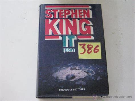 libro neuromante tapa dura it eso stephen king tapa dura y sobrecubierta comprar libros de terror misterio y polic 237 aco