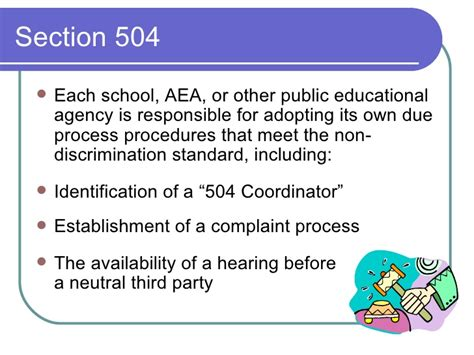 section 504 in schools introduction to section 504 09 08