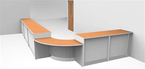 dda reception desk dda reception desk elite ebk2 dda reception desk no