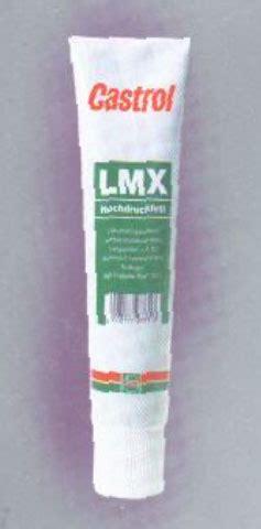 L Lmx castrol lmx