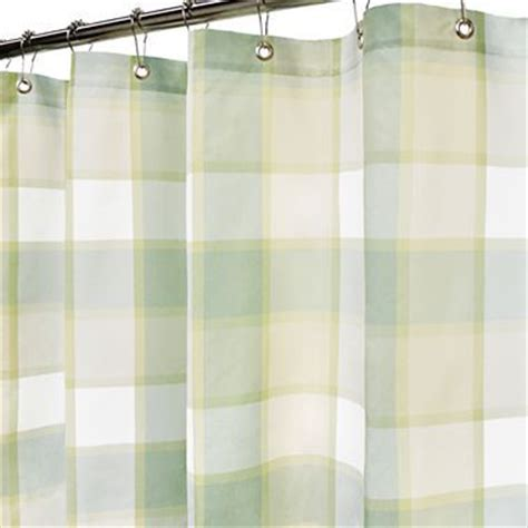 jcpenny shower curtains barton fabric shower curtain jcpenney for the home