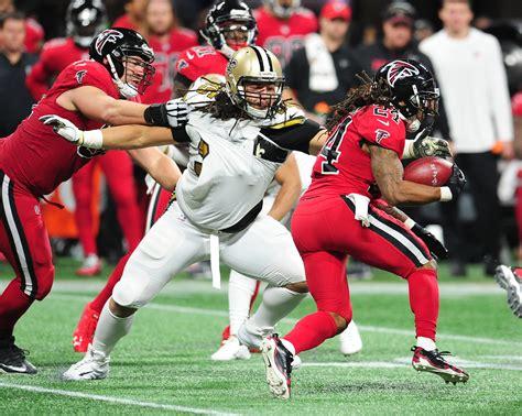 new orleans saints vs atlanta falcons atlanta falcons 3 bold predictions vs saints in week 16