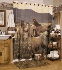 horse themed bathroom 1000 images about bathroom on pinterest shower curtains