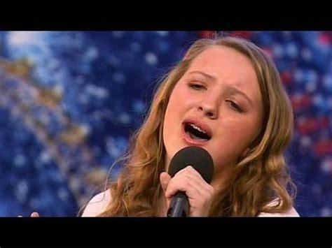 amazing auditions 15 olivia binfield britains got olivia archbold britain s got talent 2010 auditions