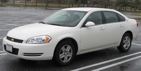 2008 Chevy Impala Ls by Fichier Chevrolet Impala Ls Jpg Wikip 233 Dia
