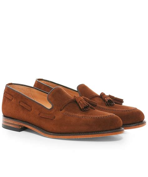loake suede loafers loake polo suede lincoln loafers jules b