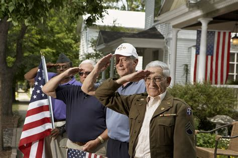 comfort keepers augusta ga senior care tips to help celebrate veterans day with your