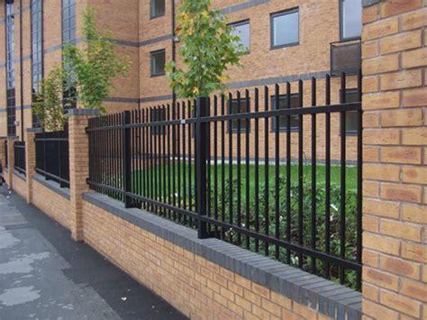 wall railings metal wall railings