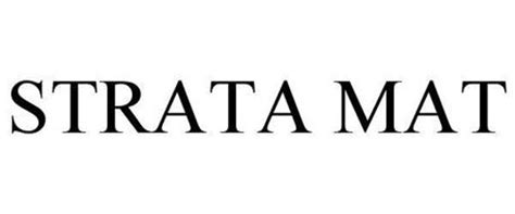 Contact Mat Alerts You Of Visitors by Strata Mat Trademark Of Laticrete International Inc
