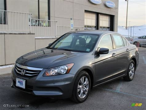 2012 honda accord colors 2012 polished metal metallic honda accord lx premium sedan
