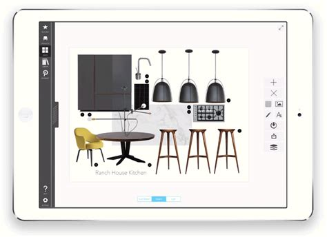 interior design presentation app morpholio board