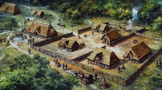 Barn Houses Plans Anglo Saxon Village Google Search Anglo Saxons